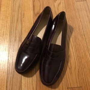 Cole Haan Loafers Burgundy